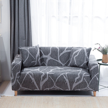 Housmife Modern Elastic Sofa Cover for Living Room Sectional Corner Sofa Slipcover Chair Protector Couch Cover 1/2/3/4 Seater