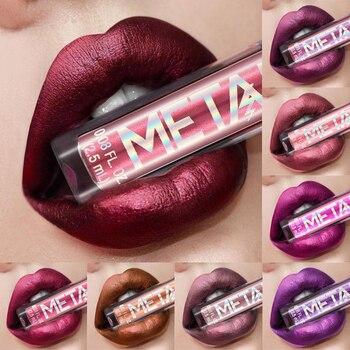 Matte-Tallic Lipstick 1