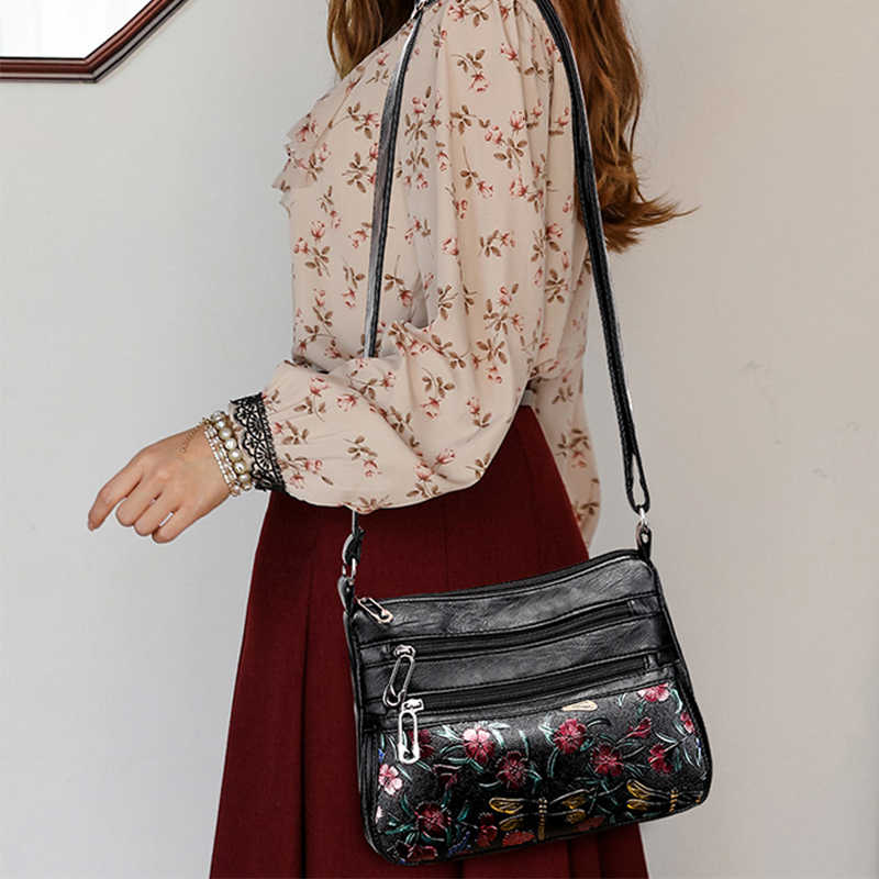 Torebki damskie ze skóry PU torebki damskie projektant torebki Crossbody torebki damskie na ramię torby z uchwytami wysokiej jakości torba na ramię dla mamy