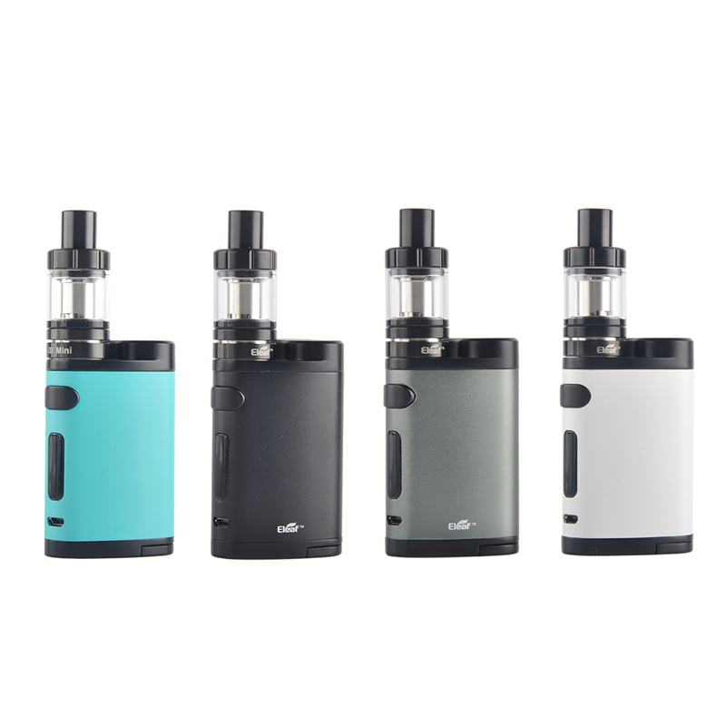Clearance E Cigarette For Eleaf IStick Pico Dual TC 200W With Melo III Mini Kit EC Head Dual 18650 Box Mod Upgraded IStick Pico