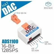 Dac-Hat M5stickc Development-Board Esp32mini Iot for Analog-Signal-Capture-Converter-Module