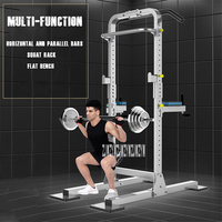 Multi function Horizontal and parallel bars barbell stand Easy installation Fitness Equipment Fitness Shaping