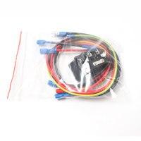 BLV MGN cube 3d drucker NETZTEIL verdrahtung und buchse kit  einschließlich kabel und steckdose