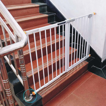 Screw-Bolt Fence Gate-Bar Staircase Safety Baby Nut Pets Steel-Core Install Secure-Accessory
