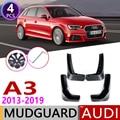 Автомобильный брызговик для Audi A3 Sportback люк 2013 ~ 2019 Fender брызговик Всплеск закрылки аксессуары для брызговиков 2014 2015 2016 2017 2018