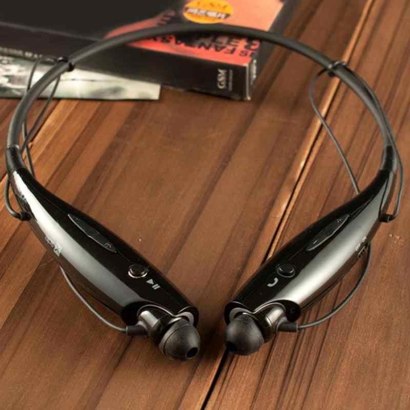 Auriculares inalámbricos HBS730 Bluetooth para deportes, auriculares inalámbricos Bluetooth montados en el cuello, llamadas manos libres