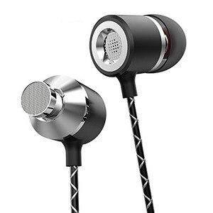 Оригинальные стерео бас проводные наушники в ухо 3,5 мм проводные наушники металлические HIFI наушники с микрофоном для телефонов Xiaomi Samsung Huawei