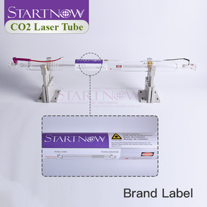 Image 3 - Startnow 45W CO2 Glass Tube Laser Pipe 800mm For CO2 Laser Engraving Cutting Carving Lamp Marker Machine Accessories Wholesale