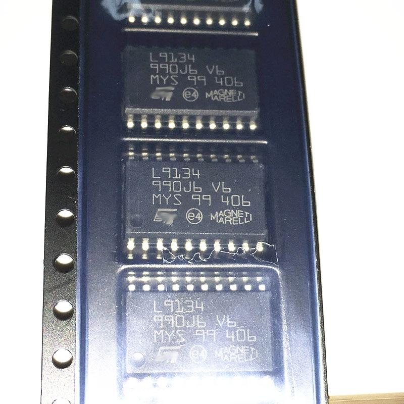 2pcs~10pcs/lot New Original L9134 Sop-20 Car Computer Board Driver Chip