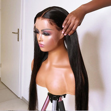 Fantasy Beauty Deep Part Long Straight Hair 13x6 Lace Front Wig