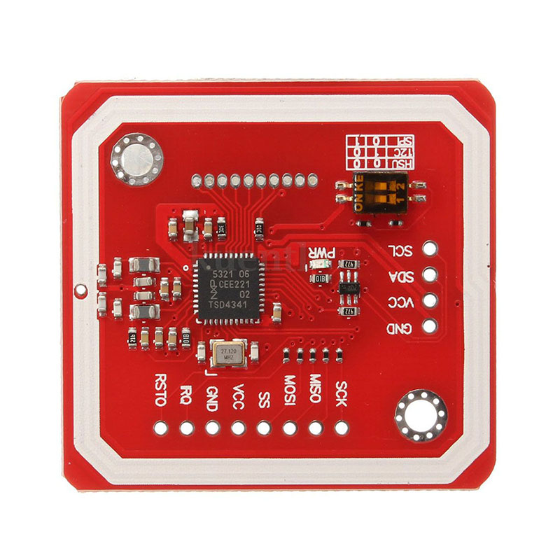PN532 NFC RFID  V3  Module Kits  for Arduino Android|Control Card Readers| |  - title=
