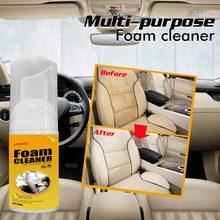 Limpador de todos os propósitos agente de limpeza carro automóvel multi-funcional assento de casa de carro interior cuidados espuma acessórios