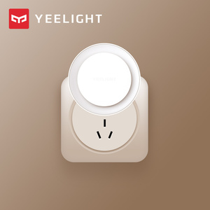Image 1 - Yeelight مصباح ليلي led التعريفي ، إصدار إضافي ، مصباح سرير ، لغرفة نوم الأطفال ، الممر ، أحدث إصدار