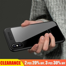 [Clearance] For iPhone 7 Plus Case Luxury Ultra Slim Thin Shockproof Clear Soft TPU Back Cover Protective Case For iPhone 8 Plus цена