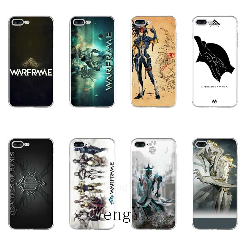 game Warframe Excalibur Clear poster case For Samsung Galaxy M30 ...