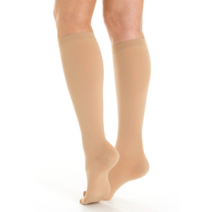 "Image 2 - אטום דחיסת גרביים, תמיכה מוצקה 20 30 מ""מ כספית שיפוע גרביים, הטוב ביותר עבור טיפול נפיחות, דליות, בצקת, הריון"