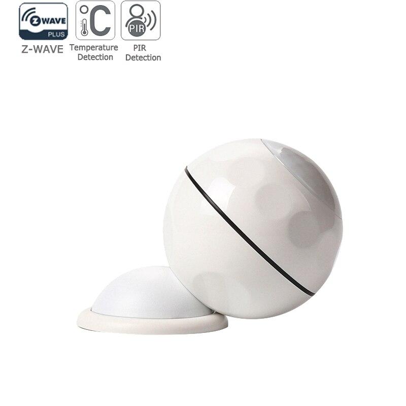 NEO COOLCAM Z-wave Plus PIR Motion Sensor +Temperature Home Automation Z wave Home Alarm System Motion Sensor EU 868.4MHZ