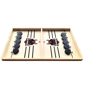 2 Players Battle Fast Sling Puck Game Slingshot Board Game Toy For Kids Adults Gift Family Entertainment Party Club Friends