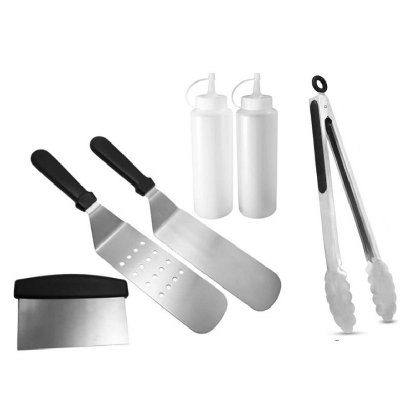 6 In 1 Kitchen Kit for Cooking camping utensils
