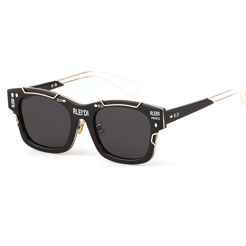 Luxury One Piece Pilot Sunglasses Women 2020 Punk Square Sunglass Ladies Sun Glasses Men Shades Oculos Gafas Lentes De Sol UV400