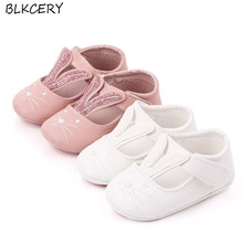 Crib-Shoes Loafers Toddler Newborn Baby-Girl Infant Soft Cartoon Rubber for 1-Year-Trainers