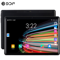 New 10.1 inch Tablets Android 7.0 3G Phone Call Quad Core 32GB ROM Bluetooth 4.0 Wi FI 2.5D Steel Screen Tablet PC|Tablets|   -