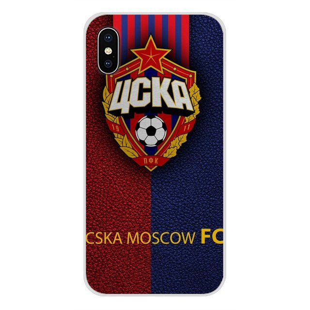 Mobile Phone Shell Cases PFC CSKA Moscow Football Team For Samsung Galaxy J1 J2 J3 J4 J5 J6 J7 J8 Plus 2018 Prime 2015 2016 2017