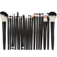 15/22pcs Makeup Brushes Set For Foundation Brush Eyeshaow Highlighter & Tools