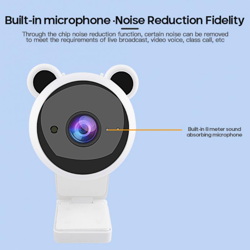 completo hd 1080p camara para videoconferência