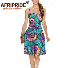 African Dresses for Women Dashiki Print 2020 News Tribal Ethnic Fashion Ladies C