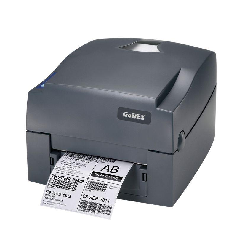 G530U 300DPI label barcode thermische gecoat papier PET stickers ronde sieraden label tag wassen standaard elektronische express gezicht - 2