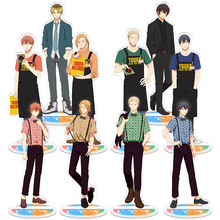Figure-Toy Collection Comic Acrylic-Stand Manga Anime Given Mafuyu Haruki Model Doll