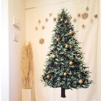 Christmas Tree Tapestry Home macrame wall hanging Cloth Wall mandala tapestry Wall Decor High Quality Tapestry Home Decor butterfly print home decor wall hanging tapestry