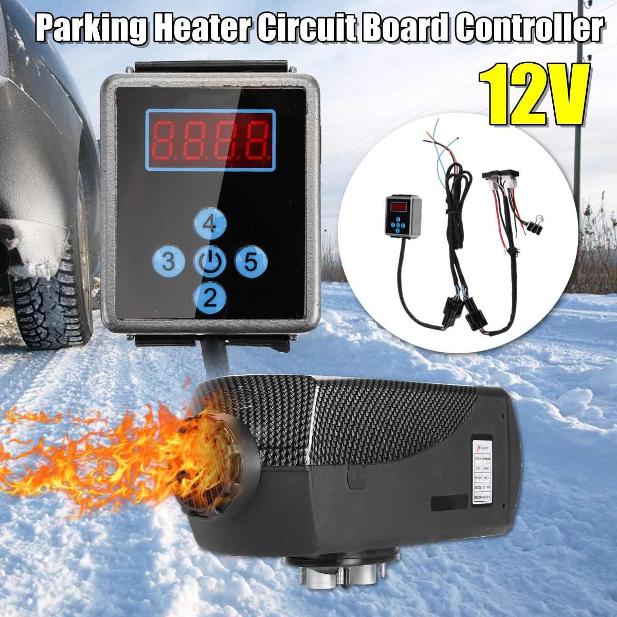 Universal 12V 24V 1 zu 8kw Circuit Control Motherboard Bord Controller Für Luft Standheizung