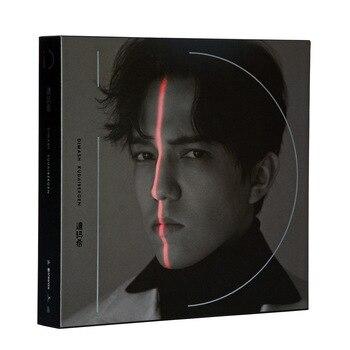NEUE 2019 Echtem Dimash Kudaibergen 《 iD 》 2CD  Album  Offizielle Poster Musik CD Crown Dornen Auto musik