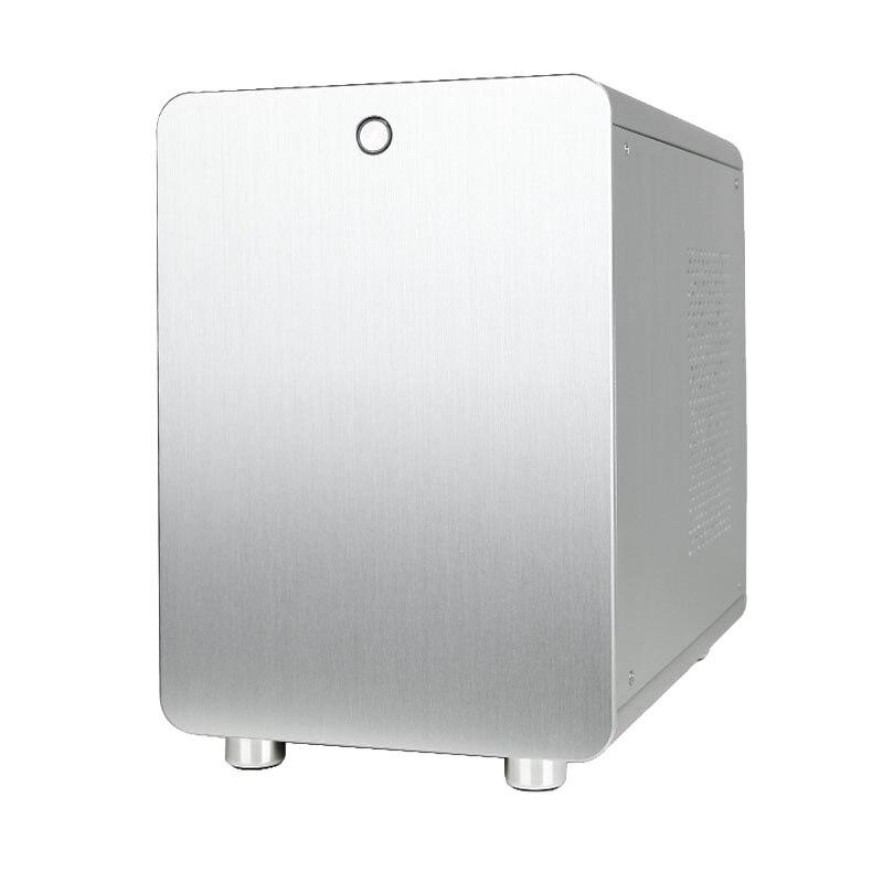 Mini Case Horizontal Gabinete Computador Mini-atx Gaming Desktop Chassis q2 Itx