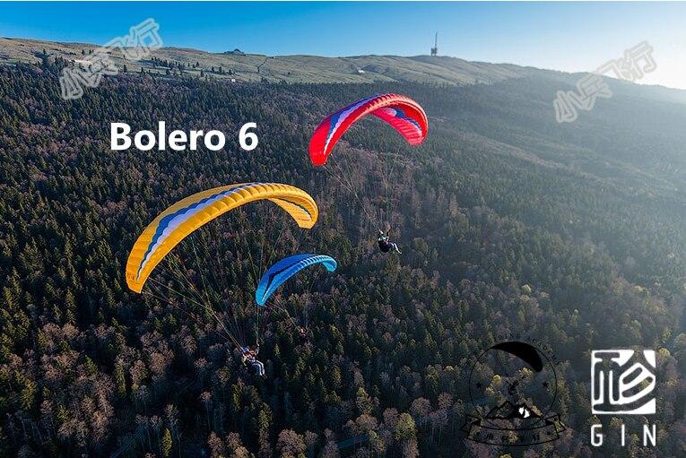 Korean GIN Bolero 6 Paraglider  Brand New
