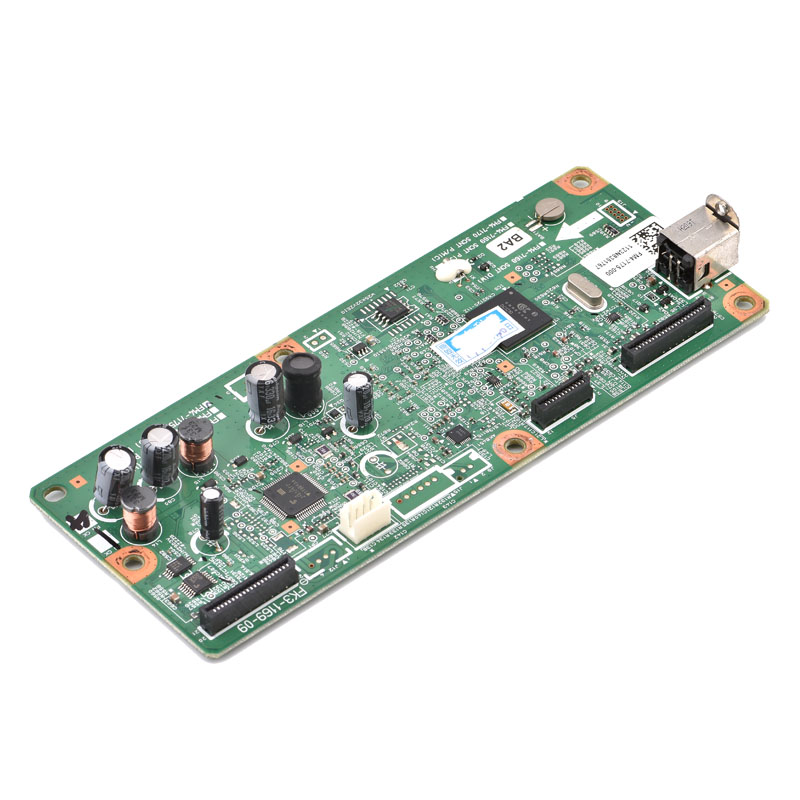 PCA ASSY Formatter Board logic Main Board MainBoard For Canon MF4410 MF4412 MF 4410 4412 FM4-7175 FM4-7175-000 printer image