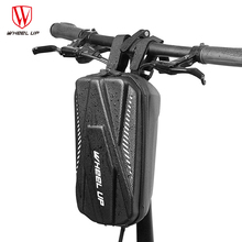 Hanging-Bag Hard-Shell Wheel-Up Bike Electric-Scooter 3l Waterproof Front-Tube-Case M365