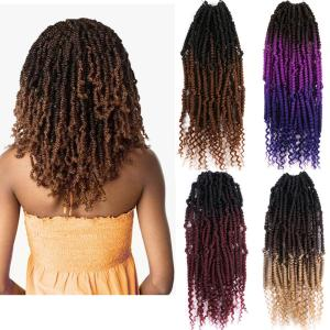 Mtmei Hair Fluffy Crochet Braids 14