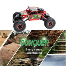 цена на 1/18 YY300/S-001 Electric Four-wheel Drive Climbing Vehicle Model Crawlers Off Road Vehicle Toy Remote Control Climbing RC Car