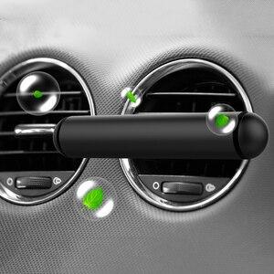 Image 2 - Auto Lufterfrischer In Die Auto Auto Solide Parfüm Klimaanlage Steckdose Clip Auto Innen Vent Air Diffusor Auto Zubehör
