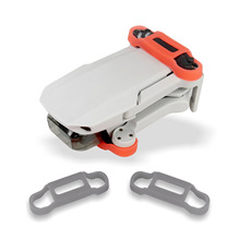 SUNNYLIFE silikonowy uchwyt śmigła stałe stabilizatory ochronne dla DJI Mavic Mini akcesoria do dronów