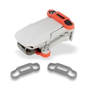 Image 1 - SUNNYLIFE support dhélice en Silicone stabilisateurs fixes de protection pour Mini Drone DJI Mavic accessoires