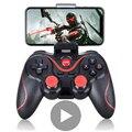 Bluetooth Control für Telefon Gamepad Joystick PC Smart TV Box Android iPhone Trigger Handy-Spiel Pad Controller Gaming Smartphone