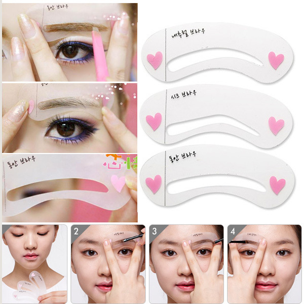 New Eyebrow Pencil Natural Waterproof Rotating Automatic Eye Brow Pencil Cosmetic Eyebrow Shaping Liner Pen 3