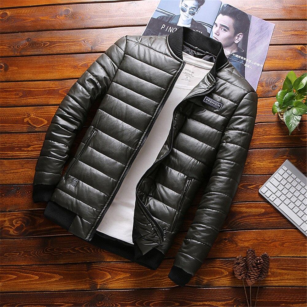 WWKK мужские куртки, парка, осенне-зимняя теплая верхняя одежда, брендовые тонкие мужские однотонные пальто, Повседневная ветровка со стоячим...