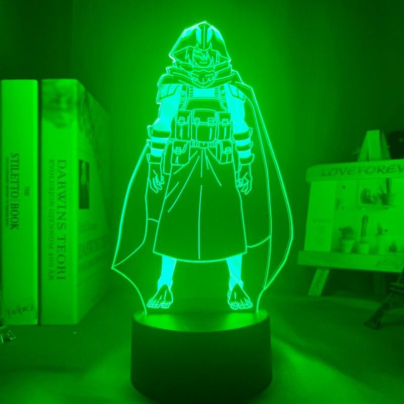 Hc62ab410adeb425cb0c01eb5ff0f012an Luminária My Hero Academia Boku no Hero Academy Anime meu herói academia amajiki tamaki conduziu a lâmpada luz da noite para o quarto deco presente de aniversário amajiki tamaki 3d lâmpada meu herói academia