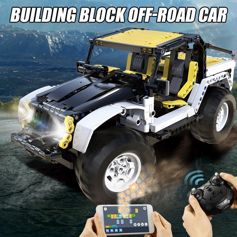 Cada Mobile APP City Remote Control Car