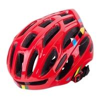 Radfahren Helm Superlight Rennrad Fahrrad Helm Atmungs Mtb Berg Radfahren Helme Rot|Fahrradhelm|   -